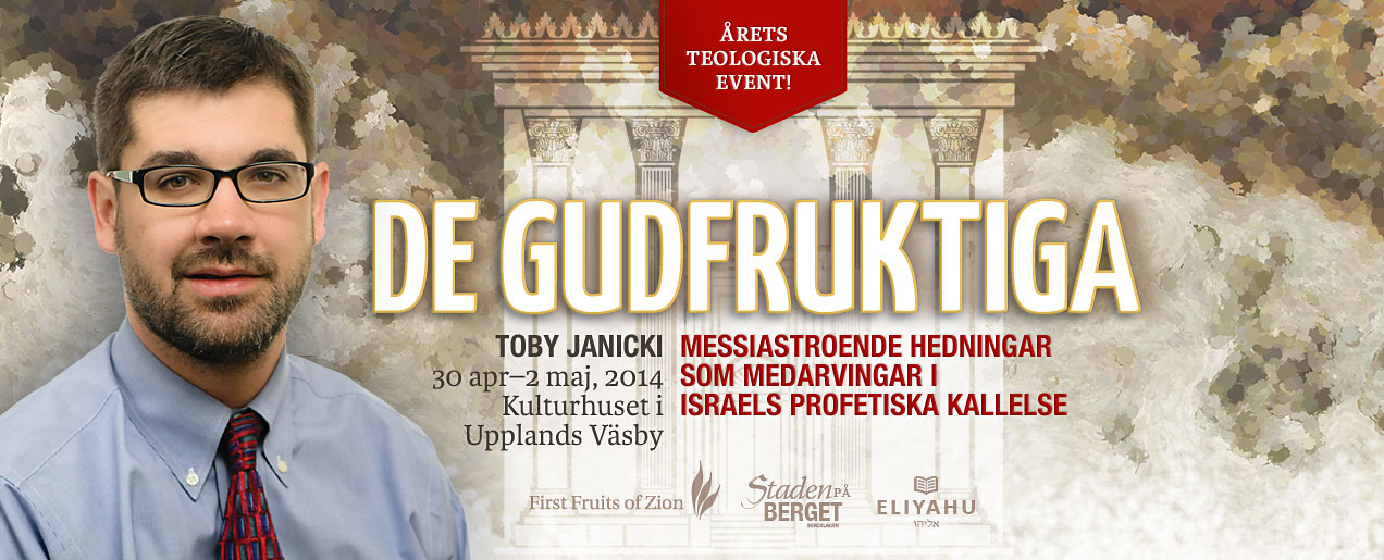 Årets teologiska event från Eliyahu och vänner